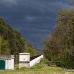 Aqueduc de la vanne (paysages de la forêt de Fontainebleau)